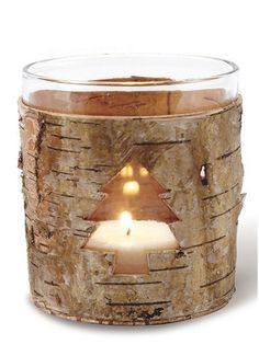 birch bark tree votive  http://rstyle.me/n/uc262pdpe