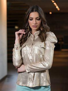 Derpouli Γυναικείο πουκάμισο χρυσό Boutique, Cold Shoulder Dress, Dresses, Fashion, Vestidos, Moda, Fashion Styles, Dress, Fashion Illustrations