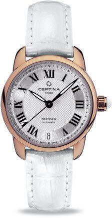 Certina Watch DS Podium Lady Automatic C025.207.36.038.00 Watch a9cd5b5a4b