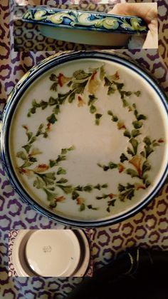 MacIntyre 1901 Circa. Very rare is the tea pot stand in seaweed patterm. MACINTYRE BURSAM ENGLAND