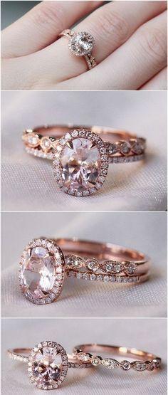 Engagement & Wedding Rings http://link.ssg.bg/2gz9R1L #Бижута Пръстен Pinterest