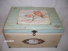 cajas con arte frances - Buscar con Google