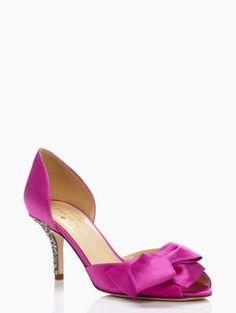 sala's lovely combination of sparkling multi glitter and satin makes for a festive heels that begs to be taken for a twirl around the floor, and shown off until the party ends.