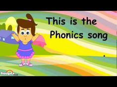Phonics Song & other fun learning songs on hooplakidz youtube channel
