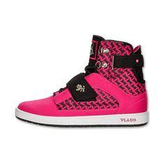 Vlado Atlas Hi Womens Casual Shoes ❤ liked on Polyvore