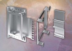New Range of Mounting Adapters Offer Different Mounting Options for Ethernet Switches