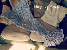 Majestic Mermaid Tail by Mandy Huseth