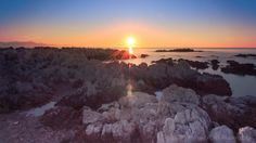 https://flic.kr/p/xV9udg | #antibes #ajlp Sunrise on the Sea, City of Antibes, French Riviera, FRANCE by Domi RCHX | Lever de Soleil sur la Mer, Antibes, Côte d'Azur, FRANCE par Domi RCHX