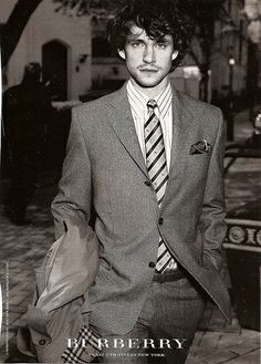 Hugh Dancy. I will always know him as the prince in Ella Enchanting:)