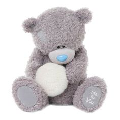 """20"""" Holding Snowball Me to You Bear   £50.00"""