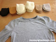 Owl wings tutorial using felt and hem tape attach to a hoodie for 5 diy owl costume solutioingenieria Images