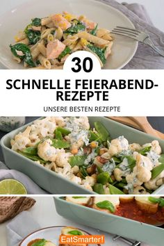 30 schnelle Feierabend-Rezepte Quick after-work recipes eatsmarter.de of working day Abendessen Rezepte Quick Recipes, Quick Meals, Homemade Pesto Sauce, Patties Recipe, Vegetarian Recipes, Healthy Recipes, Keto, Cooking On The Grill, Grilled Vegetables