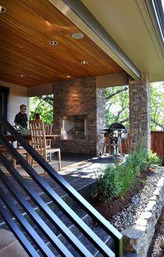 fabulous outdoor living room