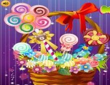cesto Lollipop Party, Cake, Desserts, Food, Hampers, Goodies, Games, Tailgate Desserts, Deserts