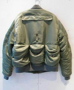 men's jackets ideas that will make you look and feel incredible Streetwear, Tactical Clothing, Fashion Details, Fashion Design, Fashion Killa, Military Fashion, Work Wear, Ideias Fashion, Bomber Jacket