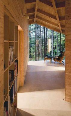 design wood house