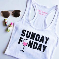 Every day is a good day for fun, but Sunday is especially perfect. Have some fun today. #SundayFunday