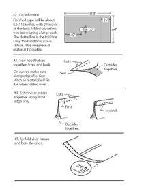Roy Robinson DIY Poncho Tarp Tent design