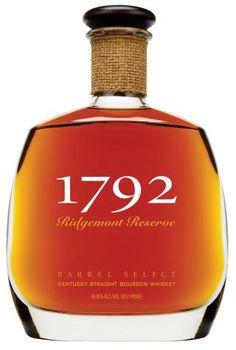 Best Kentucky Bourbon Whiskey | ... 1792 202x300 The 1792 Ridgemont Reserve Kentucky Straight Bourbon
