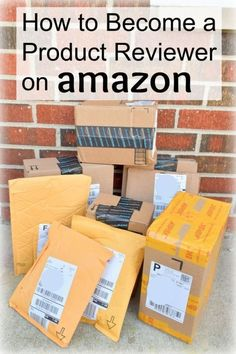 Did you know you can make money by reviewing products on Amazon? That's right - and it's easier than you think!