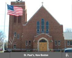 St. Paul's Lutheran Church in New Boston, Michigan #LCMS