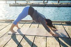 Downward Facing Dog Flow, Yoga, Life