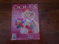 Dolls Magazine by ClearlyRustic on Etsy