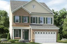 7308 HAYFIELD RD, Alexandria, VA 22315 (MLS # FX8560706) - Herbert Riggs Realtor - JUNE 2015 Delivery. Currently Under Construction. Great location just outside of Kingstowne.  4 Bedrooms 3 Full Baths on Top Lvl, 5th Bedroom & FB in Basement. Contact builder rep for directions to Welcome Home Center located in Lorton - Call Herbert Riggs Broker/Realtor 703-966-2647