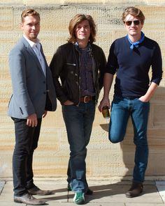 Hanson! Oh wow...look at Zac!