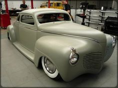 custom taildraggers cars | 1941 PLYMOUTH COUPE OO1 by HypnotiKDSIgns