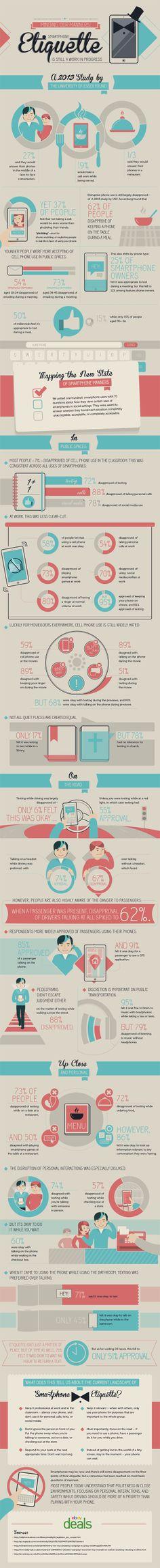 INFOGRAFIK: Unglaubliche Studie zu unserem Handyverhalten