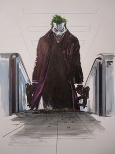 Joker coming up ... by Gabriele Dell'otto