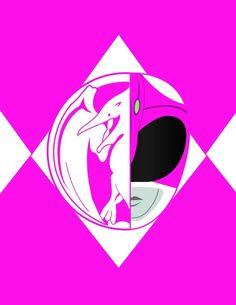 Power Rangers Poster, Power Rangers 2017, Pink Power Rangers, Mighty Morphin Power Rangers, Power Ranger Party, Power Ranger Birthday, Gabriel, Power Rengers, Power Rangers Megazord