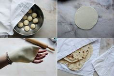 büşra bektaşoğlu: Tortilla Ekmeği ve Tortilla Pizza