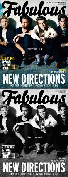 One Direction | for Fabulous | @emrosefeld |