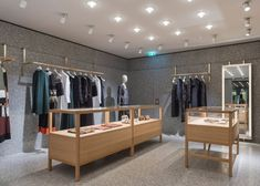 Valentino flagship boutique by David Chipperfield, London – UK » Retail Design Blog