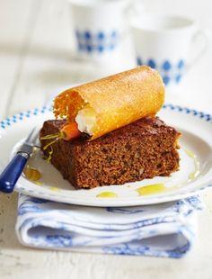 James Martin cake recipes