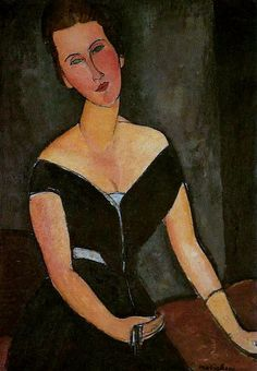 Modigliani in the Margaret Grace Room at The Lion and the Rose