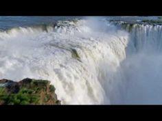 Las Cataratas de Iguazú - YouTube
