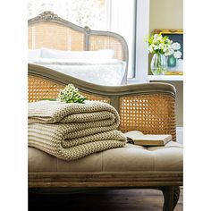 Stay warm and stylish with neutral woollen throws from John Lewis and create your perfect sleep sanctuary John Lewis Home, Chunky Knit Throw, Dreams Beds, Knitted Throws, Soft Duvet Covers, Cozy Blankets, Modern Country, Bed Spreads, Interior Styling