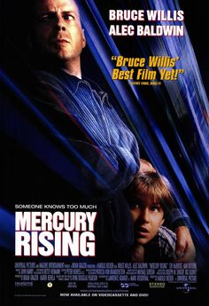 Mercury Rising (Al rojo vivo) | BukerMovies