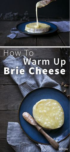 YUMM! We are always in the mood for delicious, warm brie cheese, and this is the best way to warm it up! f you remove brie from the oven too soon, it will only stay melted for a few minutes. On the other hand, if it is left in the oven too long it will lose it's beautiful shape and become difficult to handle. Luckily this article shows you the trick!