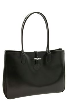 Longchamp 'Roseau' Shoulder Tote available at #Nordstrom