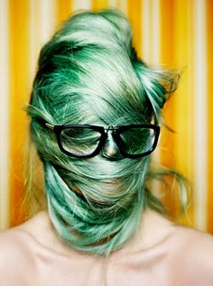 """Hunger Hair Portrait pq Eyewear """"Hair Composition, Posing And Depth Of Field"""""""