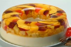 Recetitas del Corazón: Cristal para gelatinas