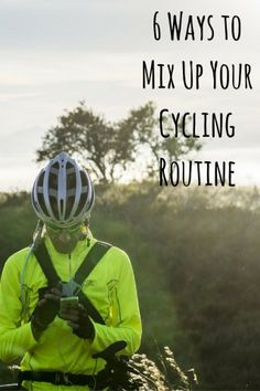 Doing the same thing over and over can get really boring, even if it comes to your cycling routine. Here are some quick tips to help you change it up, stay motivated, and keep crushing your goals! Read more @DIYactiveHQ #health #cycling #weightloss #bicycle