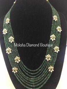 Antique Jewellery Designs, Gold Earrings Designs, Gold Jewellery Design, Bead Jewellery, Necklace Designs, Beaded Jewelry, Jewelery, Gold Designs, Key Jewelry
