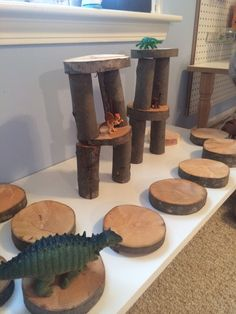 Tree Blocks Play at Home Mom Block Area, Block Play, Garden Whimsy, Classroom Fun, Fun Activities For Kids, Toddler Fun, Imaginative Play, Diy For Kids, Kids Playing
