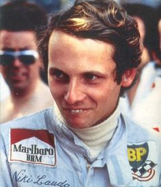 Niki Lauda - 1973
