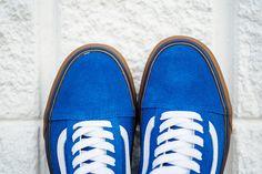 f3b53b63328 Vans Old Skool (Olympian Blue Gum) - Sneaker Freaker